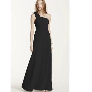 David Bridal dress size 24 in Black